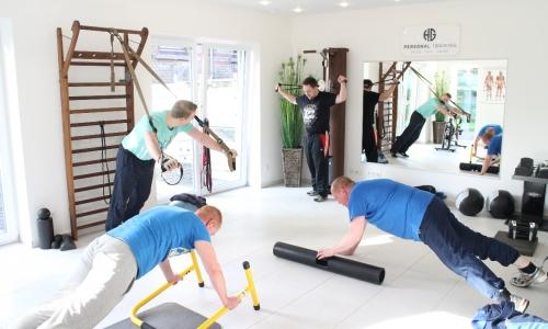 Personal Training Studio, Kreuzstrasse 32 in Braunschweig