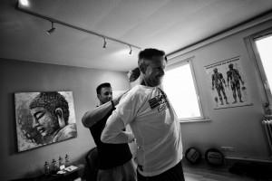 Michael Albrecht im Personal Training