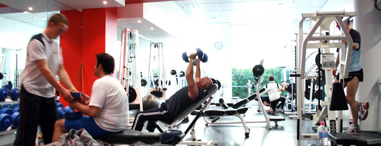Fitnessstudio Braunschweig, Hanteln, Sport, Fitness