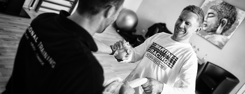 Fitnesstraining in Braunschweig - Porsche Zentrum Braunschweig - Michael Albrecht