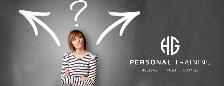 Personaltraining - Fluch und Segen