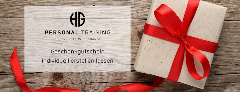 Gutschein für Personal Training in Braunschweig