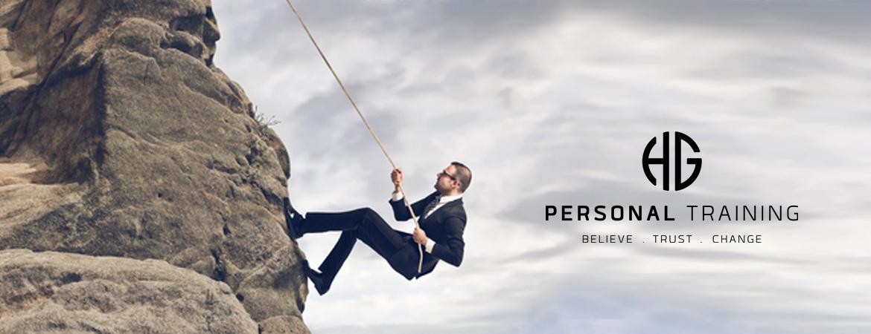 Trust - Vertrauen - Personaltrainer